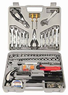 Custom Accessories 83430 Shop Craft Master Tool Set   150 Piece Automotive