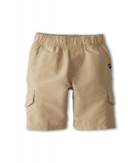 Quiksilver Kids Trooper Walkshort Boys Shorts (Brown)
