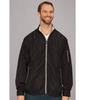 Tommy Bahama Big & Tall Big Tall Monterey Jacket Mens Jacket (Black)