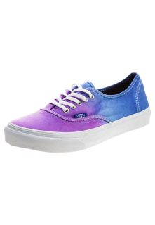 Vans   AUTHENTIC SLIM   Trainers   purple