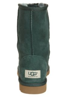 UGG Australia CLASSIC SHORT   Winter boots   green