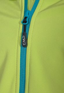 CMP F.lli Campagnolo FIX HOOD JACKET   Soft shell jacket   yellow