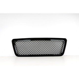 Paramount Restyling 44 0707 Packaged Grille with Black Steel 3.5 mm Wire Mesh Automotive