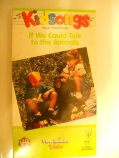 Kidsongs If We Could Talk to the Animals [VHS] Movies & TV