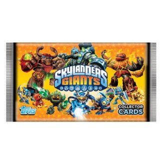 Skylanders Giants Trading card game Booster Box (Contains 50 Boosters) Toys & Games