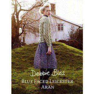 Debbie Bliss Pattern Book Blue Faced Leicester Aran