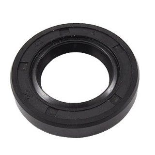 Spring Loaded Metric Rotary Shaft TC Oil Seal Double Lip 25x42x8mm