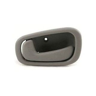 Motorking 69206 02050 C0 Toyota Corolla Gray Replacement Driver Side Inside Door Handle Automotive