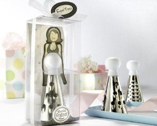"""World's Greatest Mom"" Cheese Grater in Gift Box with Organza Bow   Baby Shower Gifts & Wedding Favors (Set of 24)  Baby Keepsake Boxes  Baby"