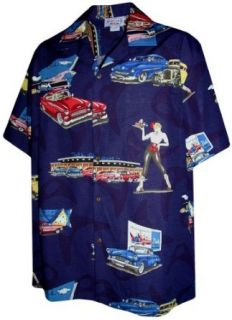 Pacific Legend Men's Hawaiian Shirts at  Men�s Clothing store Button Down Shirts