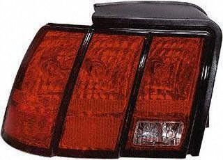 99 04 FORD MUSTANG TAIL LIGHT LH (DRIVER SIDE), Except Cobra Model (1999 99 2000 00 2001 01 2002 02 2003 03 2004 04) 3311958LUS YR3Z13405AA Automotive