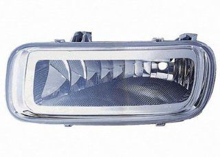 DRIVER SIDE CAPA FOG LIGHT Ford F 150, Ford F 250, Ford F 350, Ford F 450, Lincoln Mark LT FOG LAMP LENS/HOUSING; LH; EXCEPT HERITAGE [TO 8/8/05 PRODUCTION DATE] Automotive