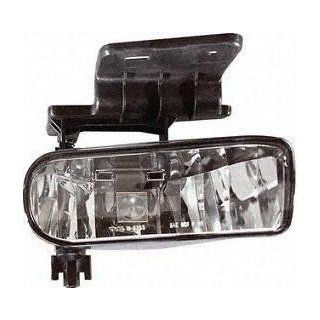 00 05 CHEVY CHEVROLET SUBURBAN FOG LIGHT RH (PASSENGER SIDE) SUV, EXCEPT Z71 (2000 00 2001 01 2002 02 2003 03 2004 04 2005 05) 19 5317 01 15187250 Automotive