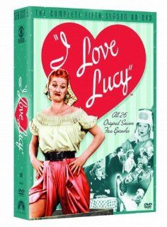 I Love Lucy   The Complete Fifth Season Lucille Ball, Desi Arnaz, Vivian Vance, William Frawley, Gordon B. Clarke, John Mylong, Barney Phillips, Harry Antrim, Dorothea Wolbert, Hazel Pierce, Louis Nicoletti, The Pied Pipers, James V. Kern, Jess Oppenheime