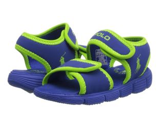 Polo Ralph Lauren Kids Tide Boys Shoes (Green)