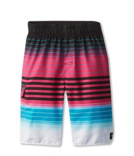 Rip Curl Kids Aggrotrippin Volley Boys Swimwear (Pink)