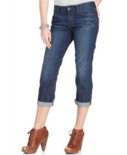 Lucky Brand Jeans Cropped Straight Leg Jeans   Jeans   Women