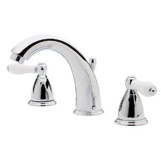 Price Pfister T49 J0XC Carmel Lavatory Faucet Body, Chrome (Hubs and Handles Sold Seperately)   Touch On Bathroom Sink Faucets