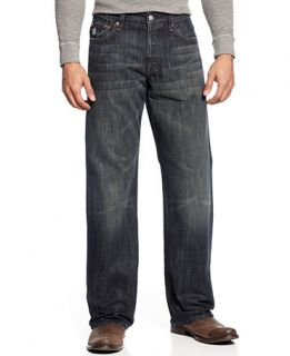 7 For All Mankind Montana Relaxed Straight Leg Jeans, Montana Wash   Jeans   Men