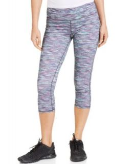 Ideology Printed Active Capri Leggings   Pants & Capris   Women