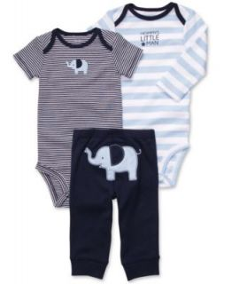 Carters Baby Set, Baby Boys 3 Piece Daddys Little Guy Cardigan, Bodysuit, and Pants   Kids