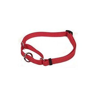 Coastal Pet No Slip Adjustable Nylon Dog Collar (Red, 14 20 Inch L x 3/4 Inch W)