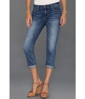 Joes Jeans Destroyed Easy Fit Crop In Penelope