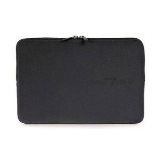 "Tucano Colore Second Skin Ultrabook 11"" Sleeve   Black Computers & Accessories"