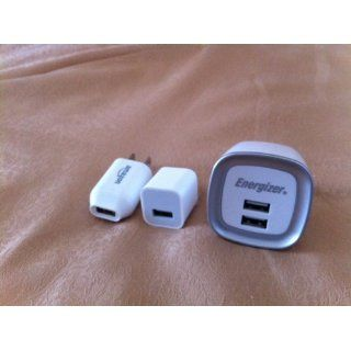 Energizer Single Universal Usb Wall Charger, Pc 1wa, 1 Count Cell Phones & Accessories