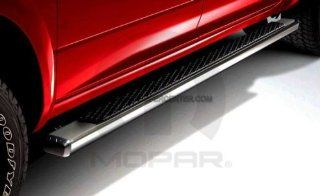 Mopar Tubular Side Steps   82213271 Automotive