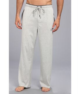 Kenneth Cole Reaction Super Soft Brushed Jersey Sleep Pants Mens Pajama (Gray)
