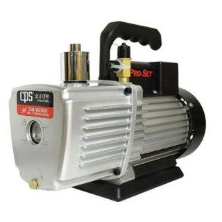 Single Stage 1.9 CFM Dual Vaccum Pump Automotive
