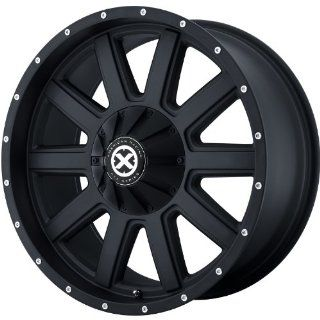 "American Racing ATX Force Wheel with Teflon Coated Finish (17x9""/5x135mm) Automotive"