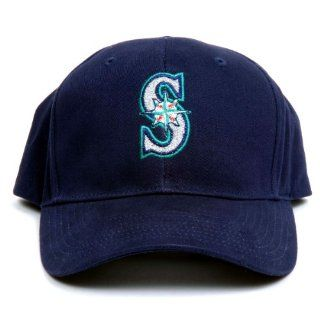 MLB Seattle Mariners LED Light Up Logo Adjustable Hat  Sports Related Merchandise  Sports & Outdoors