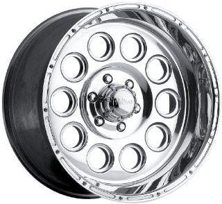 "Ultra Wheels Baja Champ RWD Type 185 Polished Wheel (17x8""/6x6.5"") Automotive"