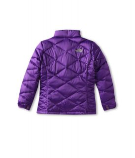 The North Face Kids Girls Aconcagua Jacket Little Kids Big Kids Pixie Purple