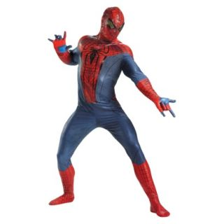 Mens The Amazing Spider Man  Elite Plus Costume