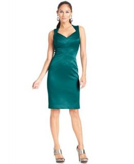 Jessica Simpson Sleeveless Seamed Dress   Dresses   Women