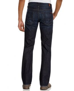 7 For All Mankind Austyn Relaxed Straight Jeans, Los Angeles Dark   Jeans   Men