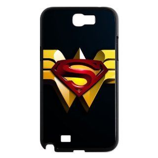 Customize Wonder Woman Samsung Galaxy Note 2 N7100 Hard Case Fits and Protect Samsung Galaxy Note 2 Cell Phones & Accessories