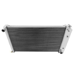 Champion CoolIng Systems, MC161, 4 Row All Aluminum Replacement Radiator for Multiple Chevrolet,Buick,Cadillac,Olds, and Pontiac Models Automotive