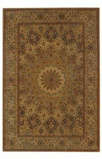 Safavieh Rugs Persian Court Collection PC155A 6R Ivory/Multi 6' x 6' Round   Area Rugs
