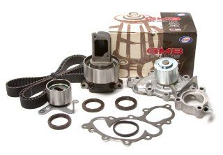 GMB Evergreen TBK154WP Toyota 3VZE V6 SOHC Timing Belt Kit w/ Water Pump Automotive