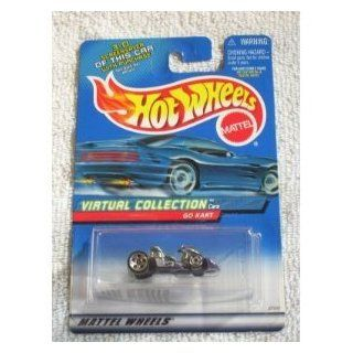 Hot Wheels Go Kart Virtual Collection 2000 151 164 Scale Toys & Games