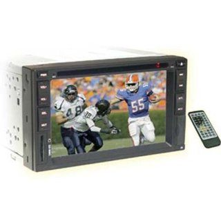 "NITRO BMW 4763 6.2"" TFT Touch Screen Two Din, AM/FM Radio, DVD/CD Player, In Vehicle Dvd Players"