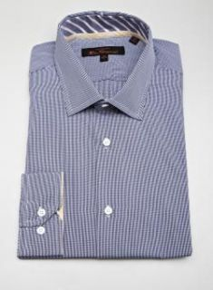 Ben Sherman Mens Navy Gingham Dress Shirt Ben Sherman Dress Shirts
