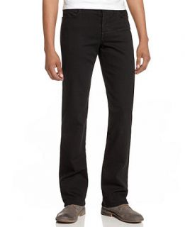 7 For All Mankind Standard Classic Straight Leg Jeans, Blackout   Jeans   Men
