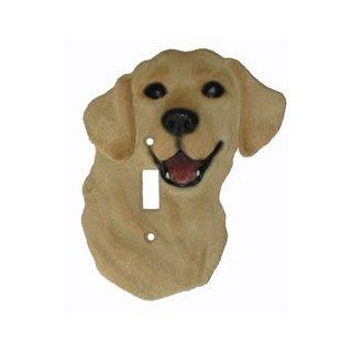 Golden Labrador Retriever Dog Yellow Lab Switch Plate Cover   Ceiling Fan Replacement Blades