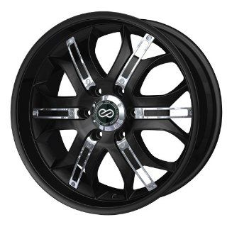 "Enkei GRAB6  Truck Series Wheel, Black (20x9.5""   6x139.7/6x5.5, 10mm Offset) One Wheel/Rim Automotive"