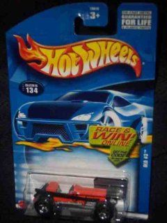 #2002 134 Old #3 Painted Base Collectible Collector Car Mattel Hot Wheels Toys & Games